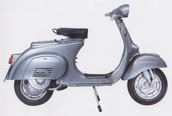 ultimo design più colori originale Vespe anni '60
