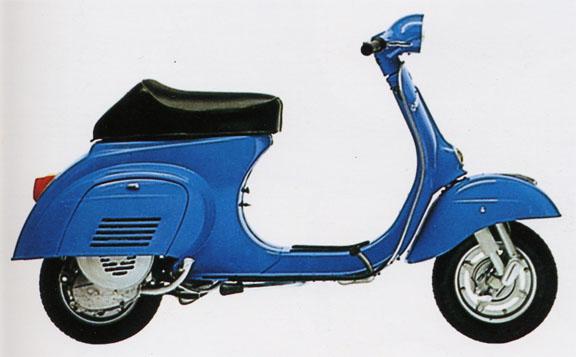 vespa 50 r 1979