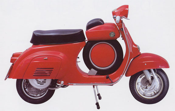 Vespa 90 Super Sprint