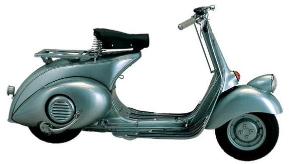 Vespa 98 II serie